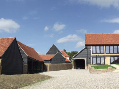 Lifestiles - Handmade Multi Clay Roof Tiles - De Vere, England