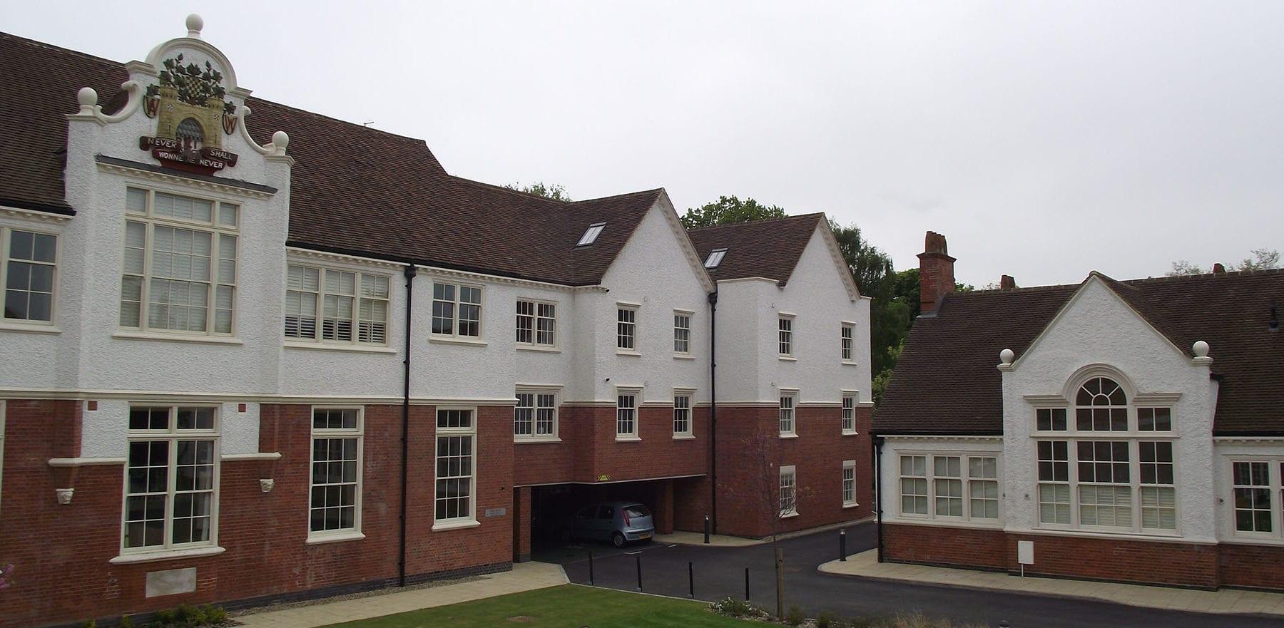 Lifestiles - Handmade Restoration Clay Roof Tiles - Redhill, England 2