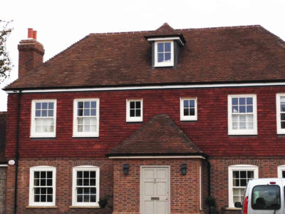 Lifestiles - Handmade Restoration Clay Roof Tiles - Chidham, England