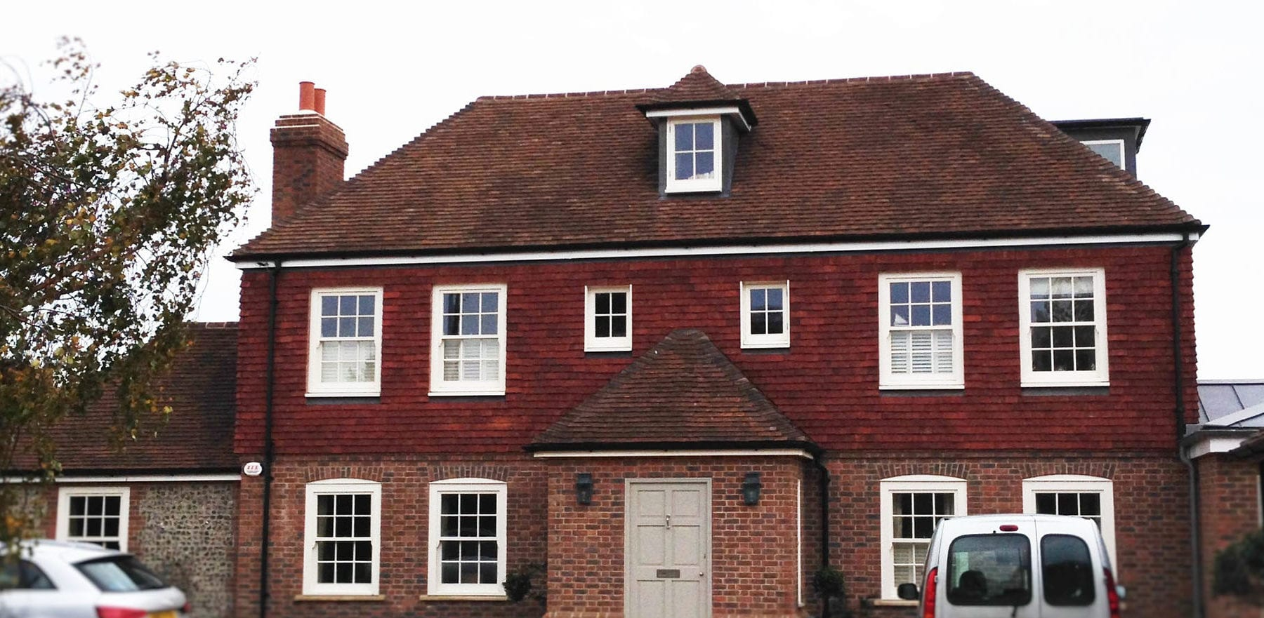 Lifestiles - Handmade Restoration Clay Roof Tiles - Chidham, England 2