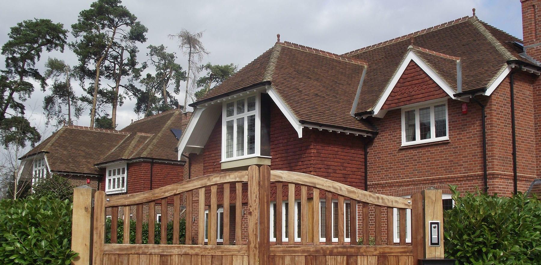 Lifestiles - Handmade Restoration Clay Roof Tiles - Cranleigh, England 2