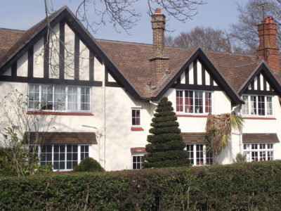 Lifestiles - Handmade Restoration Clay Roof Tiles - Cuckfield, England