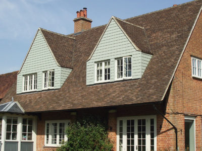 Lifestiles - Handmade Restoration Clay Roof Tiles - Liphook, England