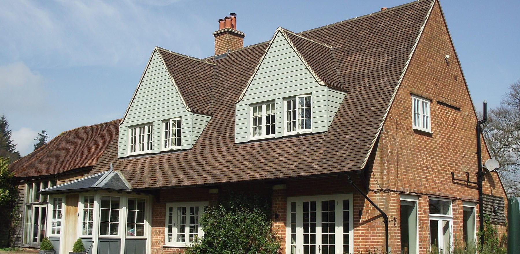 Lifestiles - Handmade Restoration Clay Roof Tiles - Liphook, England 2