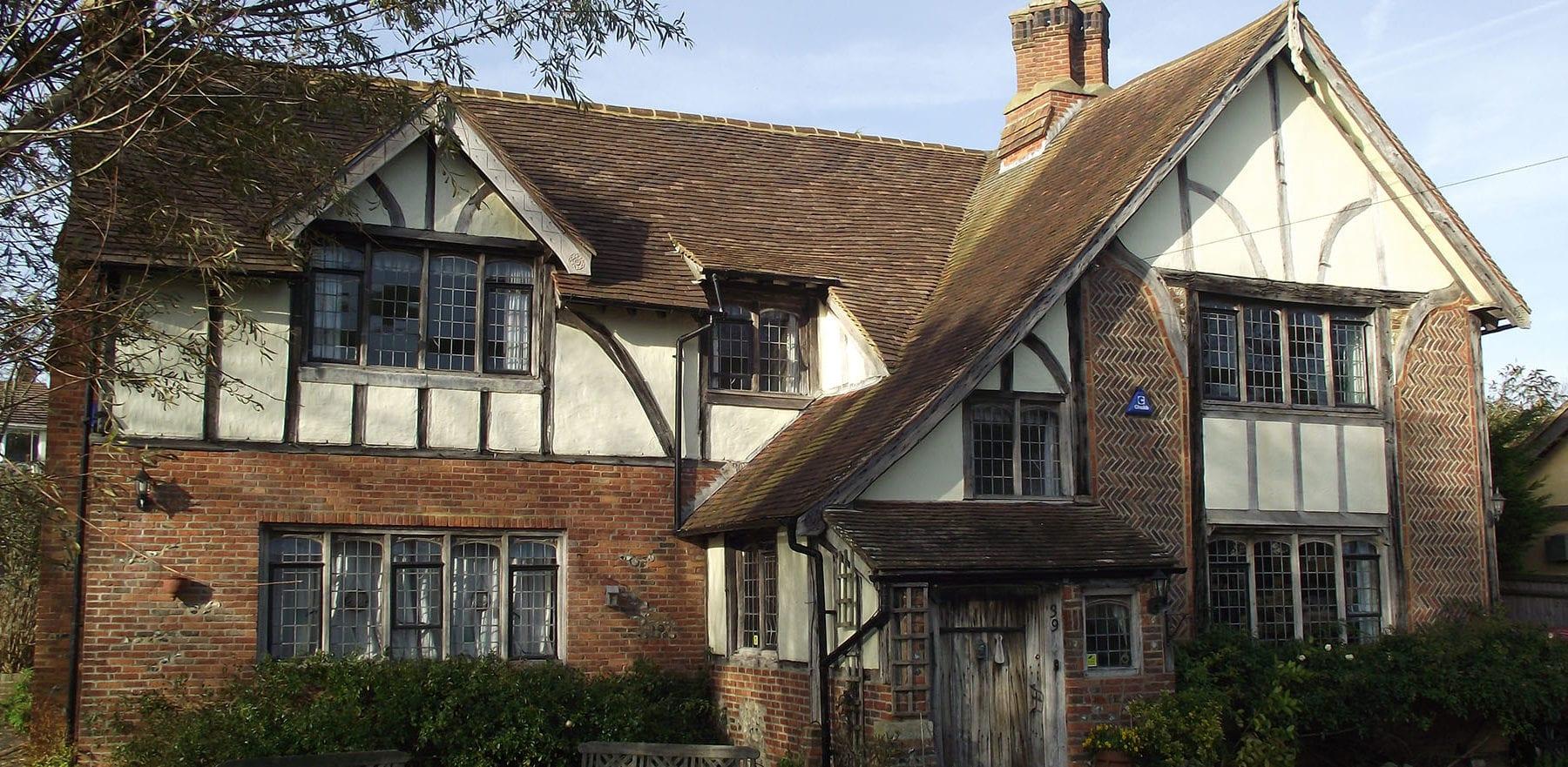 Lifestiles - Handmade Restoration Clay Roof Tiles - Brighton, England 2