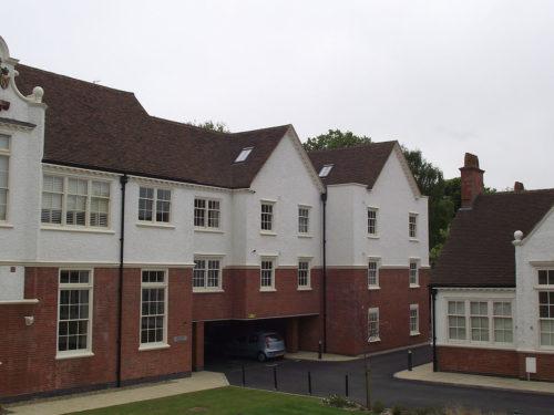 Lifestiles - Handmade Restoration Clay Roof Tiles - Redhill, England