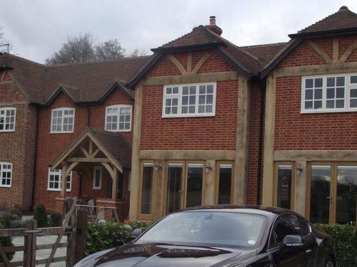 Lifestiles - Handmade Restoration Clay Roof Tiles - Roke, England
