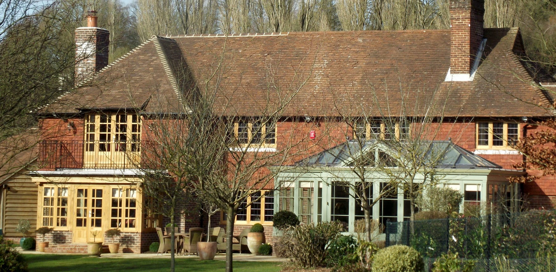 Lifestiles - Handmade Restoration Clay Roof Tiles - Seale, England