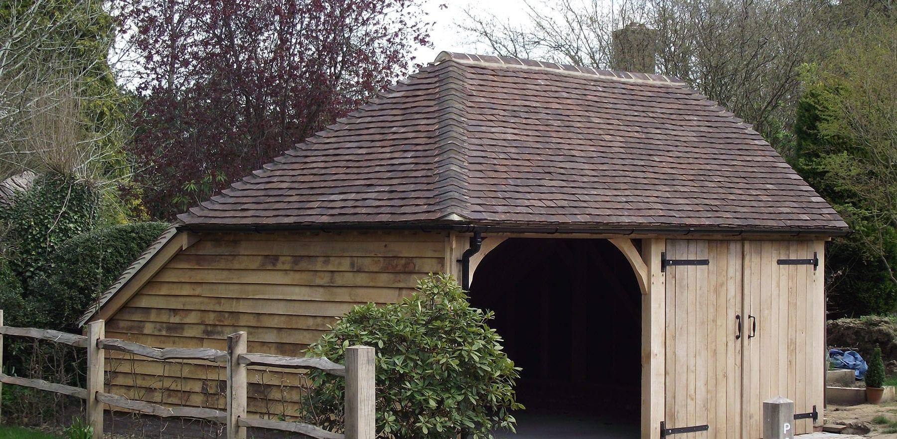 Lifestiles - Handmade Restoration Clay Roof Tiles - Cart Lodge, England