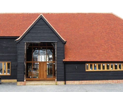 Lifestiles - Handmade Red Clay Roof Tiles - Guestingthorpe, England