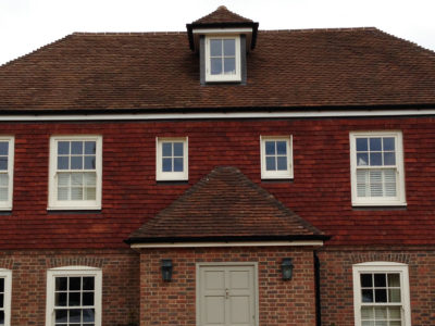 Lifestiles - Handmade Heather Clay Roof Tiles - Chidham, England