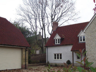 Lifestiles - Handmade Heather Clay Roof Tiles - Favant, England