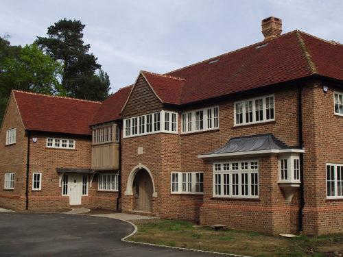 Lifestiles - Handmade Heather Clay Roof Tiles - Godalming, England