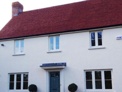 Lifestiles - Handmade Heather Clay Roof Tiles - Salisbury, England