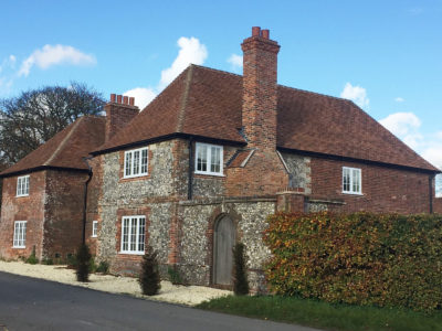Lifestiles - Handmade Heather Clay Roof Tiles - Barlow, England