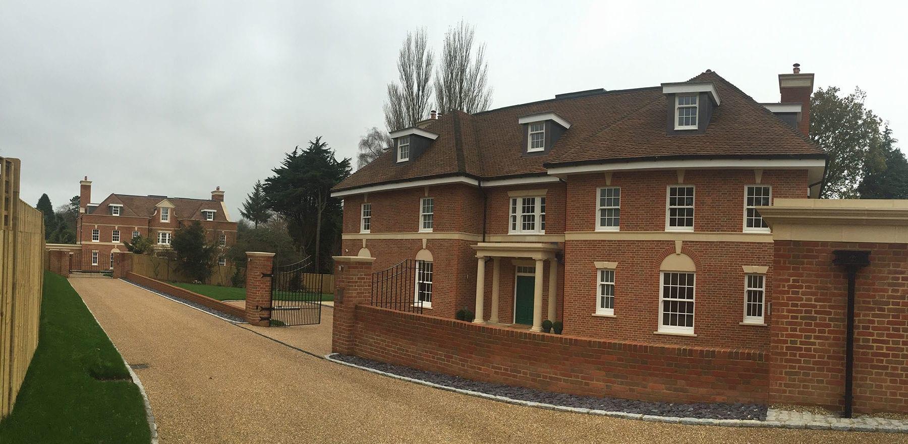 Lifestiles - Handmade Brown Clay Roof Tiles - Tunbridge Wells, England
