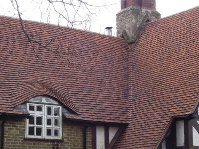 Lifestiles - Handmade Berkshire Clay Roof Tiles - Flimwell, England