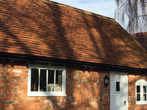 Lifestiles - Handmade Berkshire Clay Roof Tiles - Thatcham, England