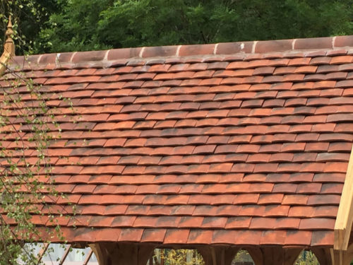 Lifestiles - Handmade Wiltshire Clay Roof Tiles - Derby, England