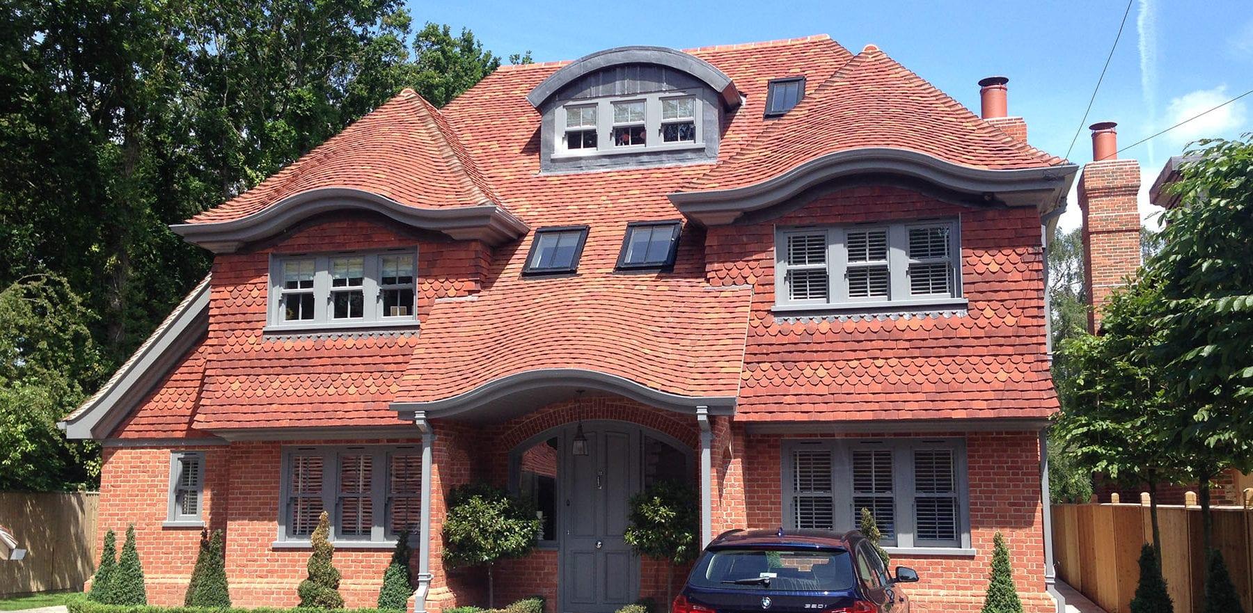 Lifestiles - Handmade Bespoke Clay Roof Tiles - Chichester, England