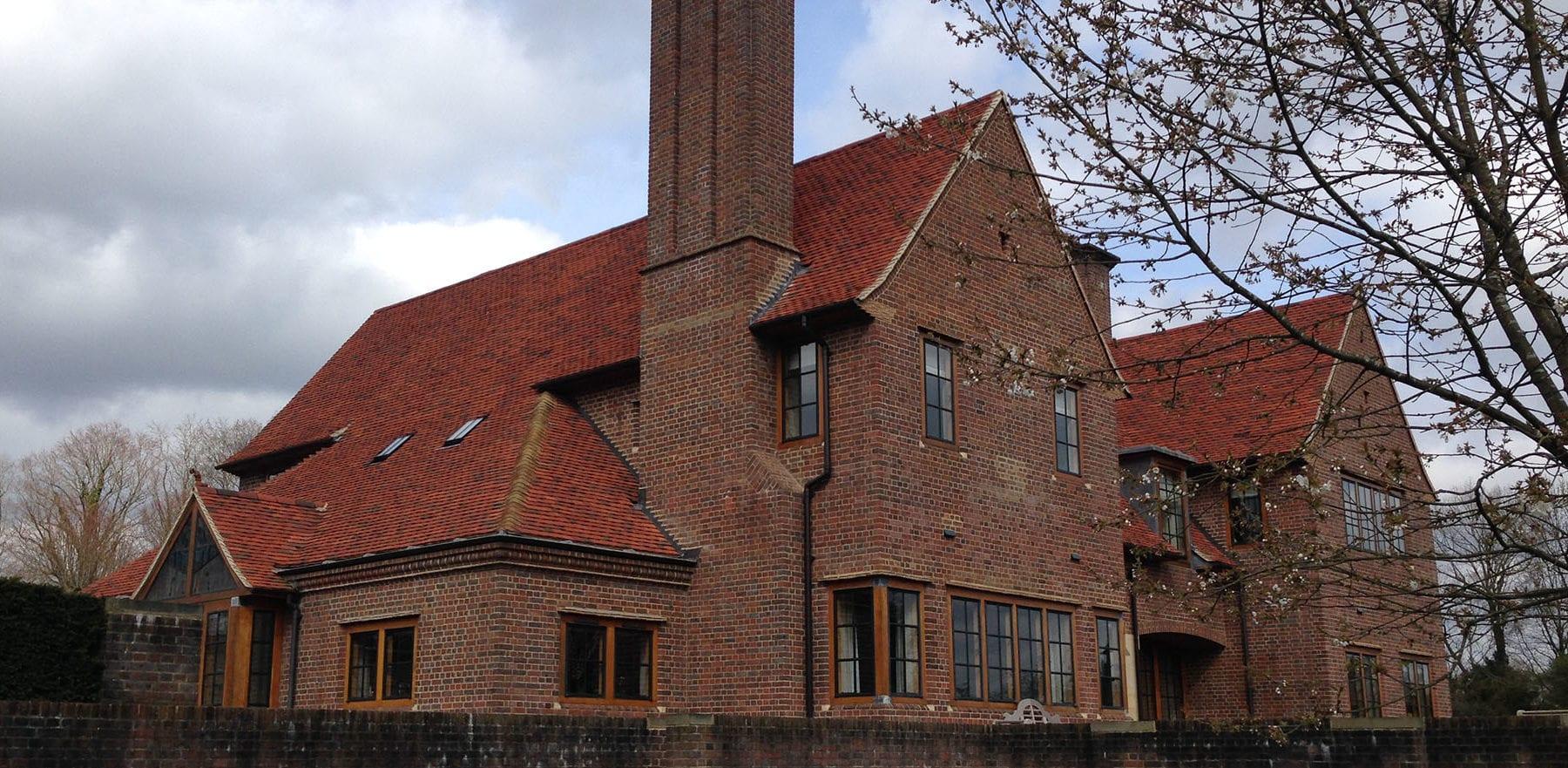 Lifestiles - Handmade Bespoke Clay Roof Tiles - Chipstead, England