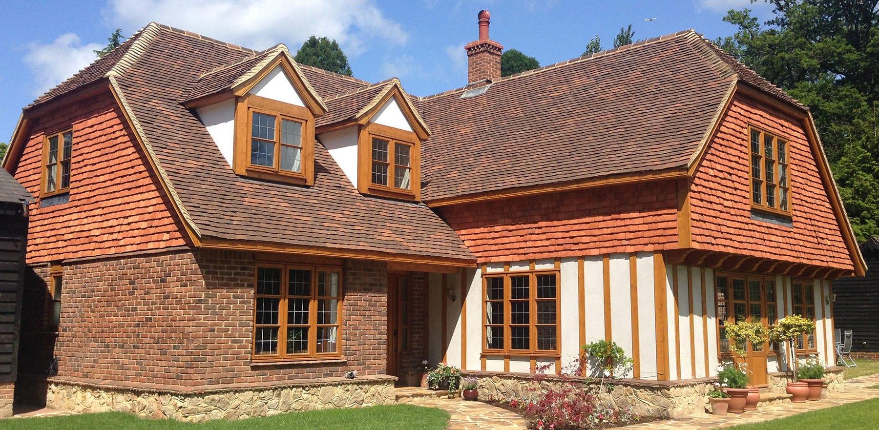 Lifestiles - Handmade Bespoke Clay Roof Tiles - Rotherfield, England