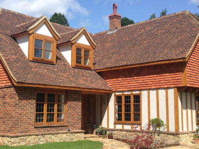 Lifestiles - Handmade Bespoke Clay Roof Tiles - Rotherfield, England