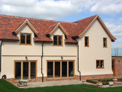 Lifestiles - Handcrafted Tilehurst Clay Roof Tiles - Clavering, England