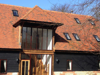 Lifestiles - Handcrafted Tilehurst Clay Roof Tiles - Folkstone, England