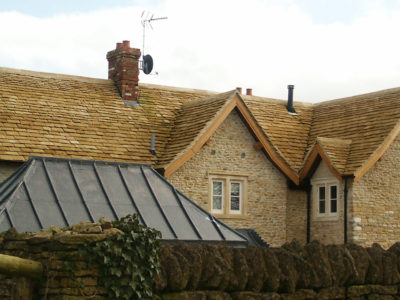 Lifestiles - Natural Stone Roof Tiles - On The Marsh, England