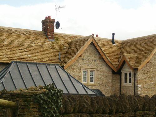 Lifestiles - Natural Stone Roof Tiles - On The Marsh, England