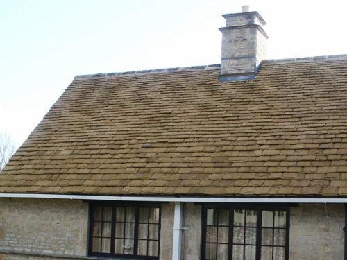 Lifestiles - Natural Stone Roof Tiles - Stroud, England