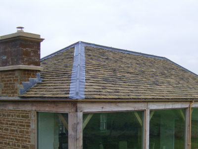 Lifestiles - Natural Stone Aged Roof Tiles - On The Quarry, England