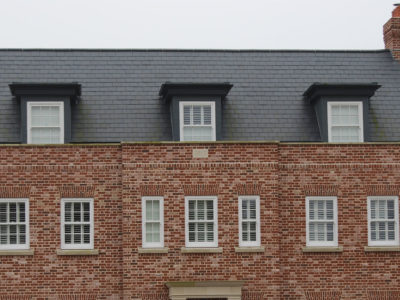 Lifestiles - Spanish Natural Slate Roof Tiles - Cold Norton, England