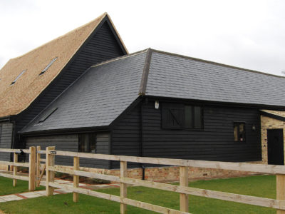 Lifestiles - Spanish Natural Slate Roof Tiles - Manuden, England 3