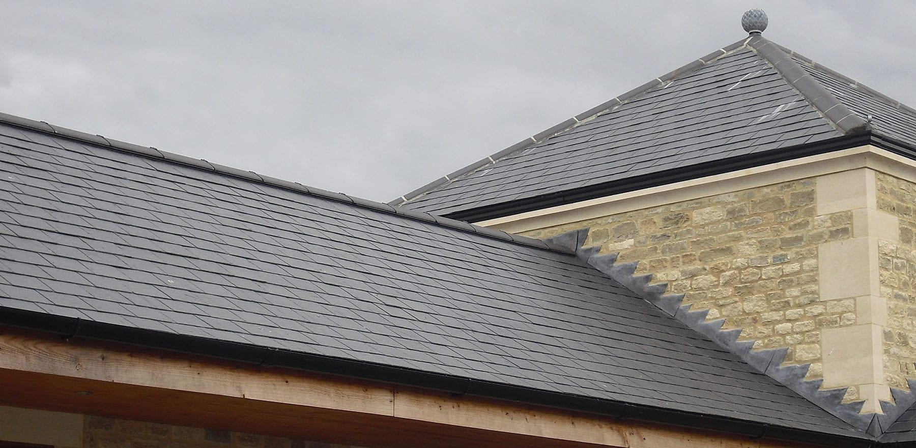 Lifestiles - Spanish Natural Slate Roof Tiles - Wiltshire, England
