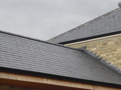 Lifestiles - Spanish Natural Slate Roof Tiles - Wiltshire, England