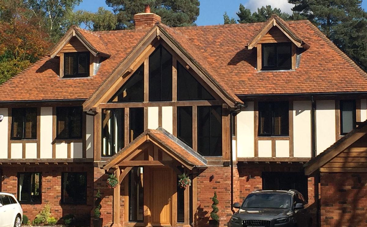 Lifestiles - Handmade Berkshire Clay Roof Tiles - Crowthorne, England