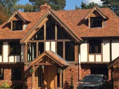 Lifestiles - Handmade Berkshire Clay Roof Tiles - Crowthorne, England