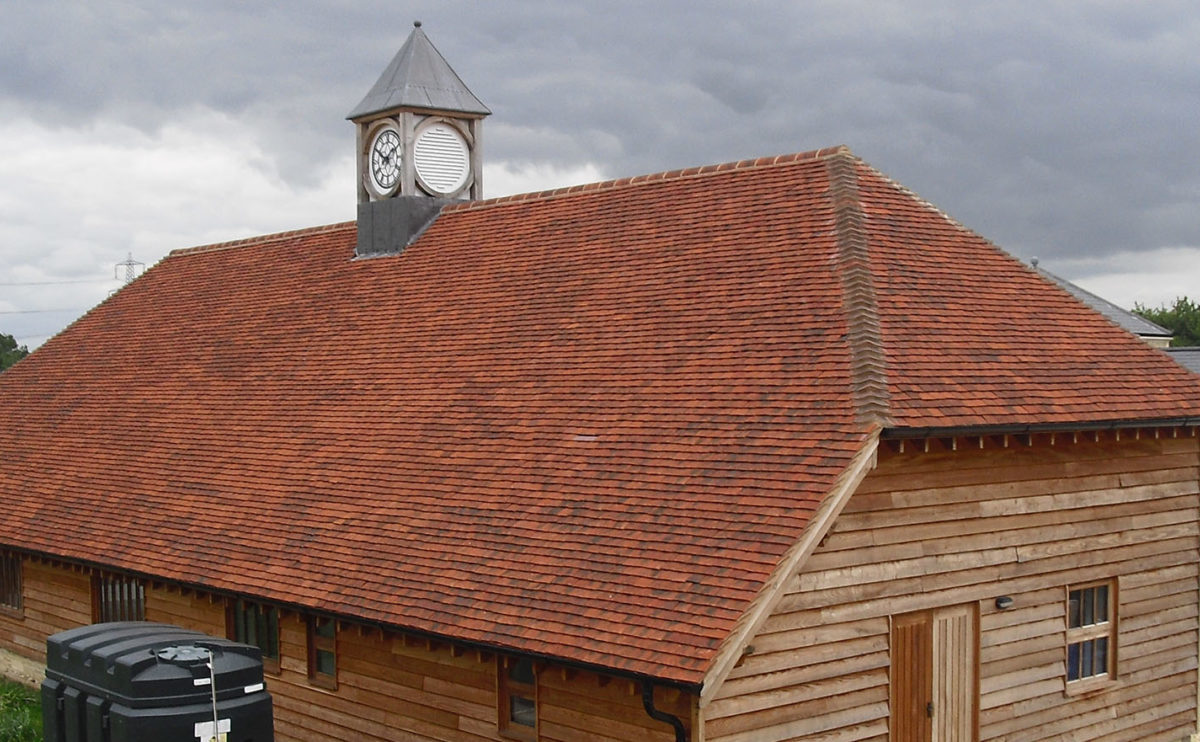 Lifestiles - Handmade Wiltshire Clay Roof Tiles - Oxford, England