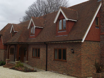 Lifestiles - Handcrafted Autumn Clay Roof Tiles - Sussex, England