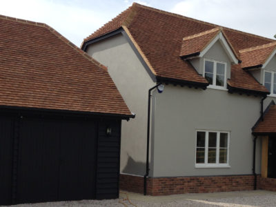 Lifestiles - Handcrafted Foxearth Clay Roof Tiles - Yeldham, England