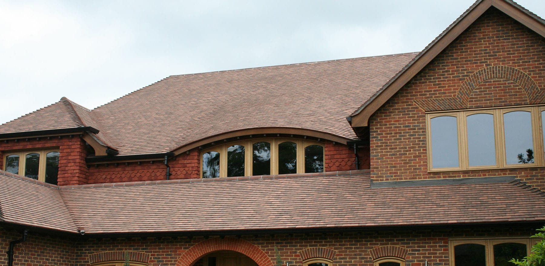 Lifestiles - Machine Made French Collection Roof Tiles - Various, England 2