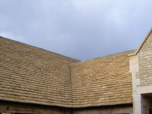 Lifestiles - Natural Stone Roof Tiles - The Stables, England