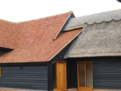 Lifestiles - Handmade Multi Clay Roof Tiles - Ford End, England