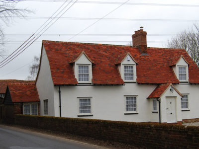 Lifestiles - Handmade Multi Clay Roof Tiles - Gainsford End, England 3