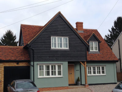 Lifestiles - Handmade Multi Clay Roof Tiles - Great Bardfield, England