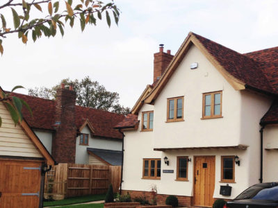 Lifestiles - Handmade Multi Clay Roof Tiles - Manuden, England
