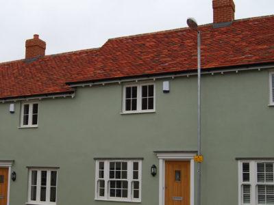 Lifestiles - Handmade Multi Clay Roof Tiles - New Street, England