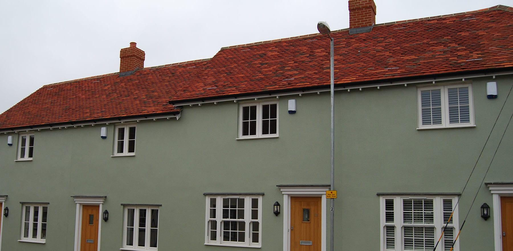 Lifestiles - Handmade Multi Clay Roof Tiles - New Street, England 2
